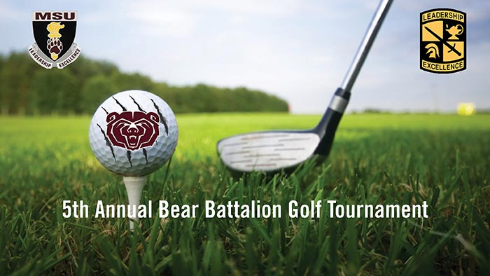 5th Annual Bear Battalion Golf Tournament: September 2016