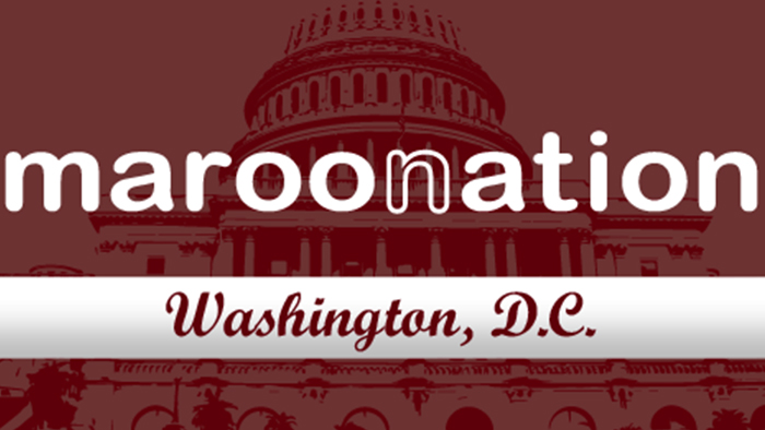 MarooNation-DC Happy Hour: February 2016