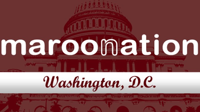 MarooNation-DC Happy Hour: May 2016