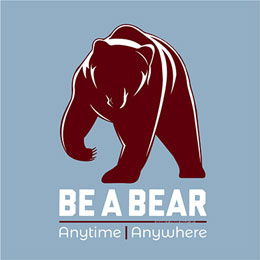 Be A Bear, anytime, anywhere